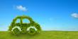 umweltbewußt Auto fahren