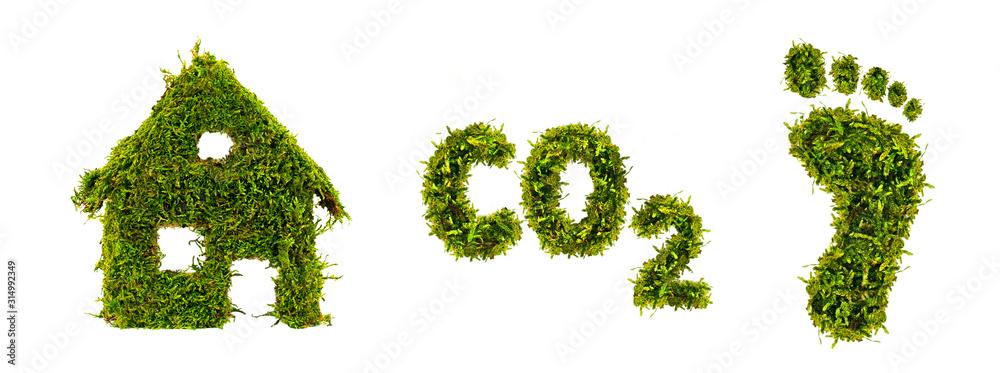 Fototapeta Klima und Erderwärmung