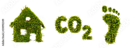 Obraz Klima und Erderwärmung - fototapety do salonu