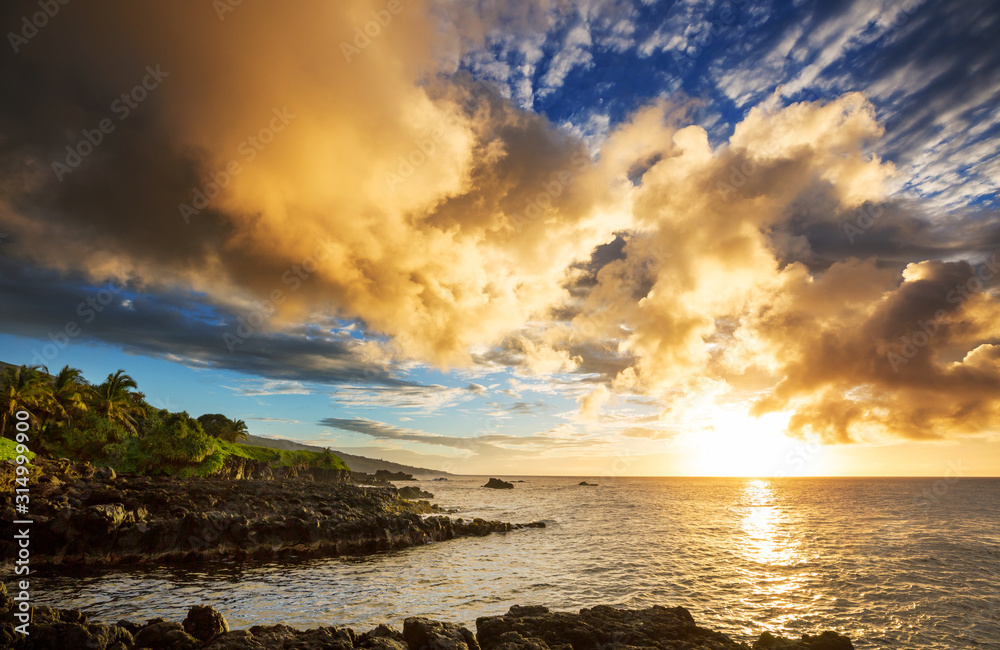 Fototapeta Maui