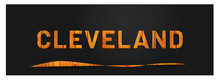 Web Label Sticker Cleveland