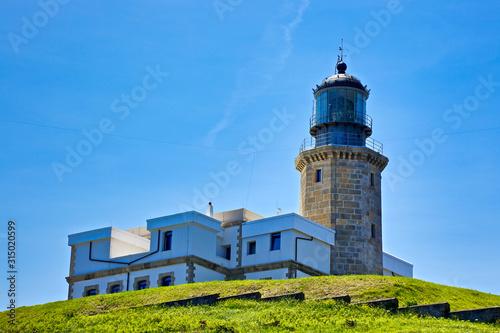 Fotografie, Tablou  Matxitxako lighthouse