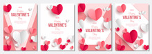 Valentine's Day Posters Set. 3...
