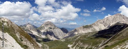 Obraz na płótnie Gran Sasso D'Italia - Abruzzo