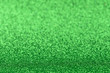 canvas print picture - green abstract texture shiny background with copy space