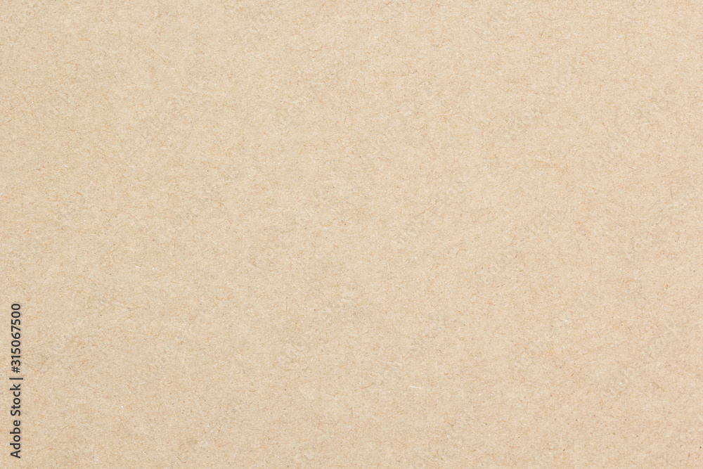 Fototapeta Brown paper texture background