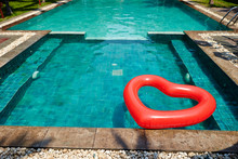 Summer Vacation, Heart Shape F...