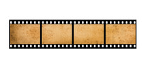 Old  35mm Filmstrip