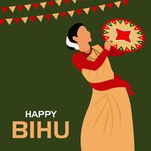 BIHU FESTIVAL ICON FOR ASSAM -...