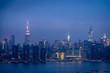 New York au crépuscule