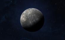 Planet Mercury.