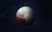 Dwarf Planet Pluto.