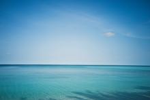Idyllic, Tranquil Blue Seascap...