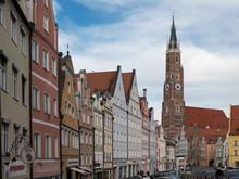 Historisches Stadtbild Von Lan...