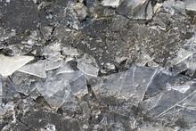 Natural Texture Of Gray Dirty ...