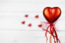 Czerwone Serce, Walentynki, De...