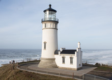 North Head Lighthouse @ Ilwaco...