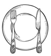 Tableware Table Setting