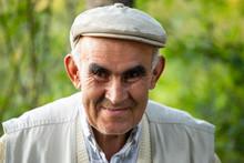 Portrait Of A Turkish Peasant