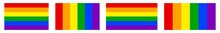 Rainbow Flag Icon Colors | Gay...