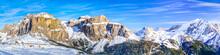 Dolomites Landscape Panorama I...