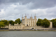 Tower Of London, A Castle And ...