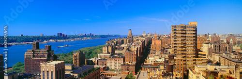 Upper West Side, Manhattan, New York Fototapet