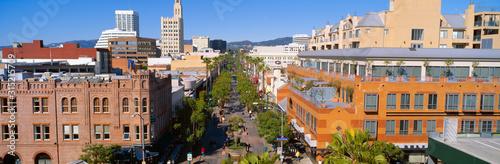 Third Street Promenade, Santa Monica, California Wallpaper Mural