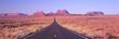 Monument Valley, Route 163 at Dawn, Utah