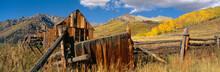 Barn, Last Dollar Road, Telluride, Colorado