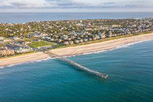 Aerial View Of Outer Banks Nor...