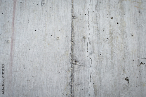 Photo Grunge grey concrete cement wall texture background