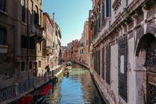 ヴェネツィアの路地裏...
