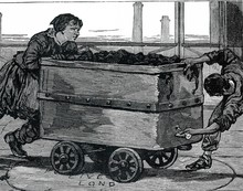 Coal Workers, Illustration