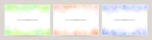 Watercolor Vector Background S...