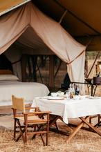 Luxury Safari Tent Camp With P...
