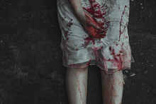 White Dress Woman Was Killed W...
