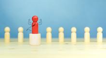 Successful Leader, Teamwork An...