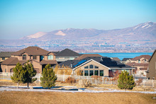 Houses In The Utah Valley With...