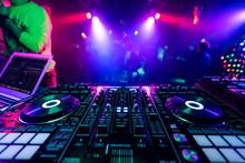Professional DJ Music Mixer At...