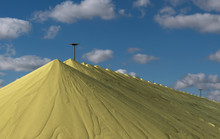 Sulfur Piles Production And St...
