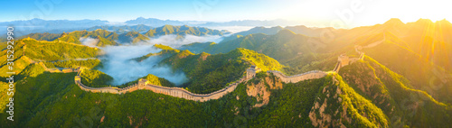 Great Wall of China Fototapete