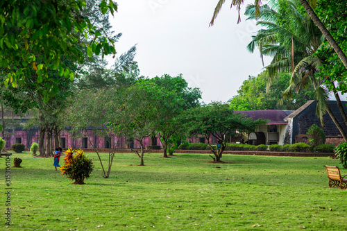Photo greenery st. anglos fort Kannur