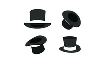 Collection Black Bowler Icon L...
