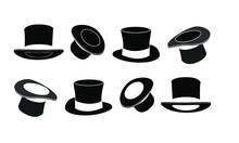 Collection Black Bowler Icon L...