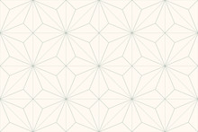 Abstract Geometric Seamless Pa...