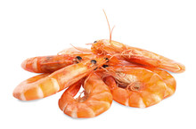 Delicious Cooked Whole Shrimps...