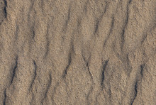 Seamless Texture Of Sand. Bottom Of The Pond Or River.