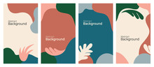 Cover Design With Geometric Sh...