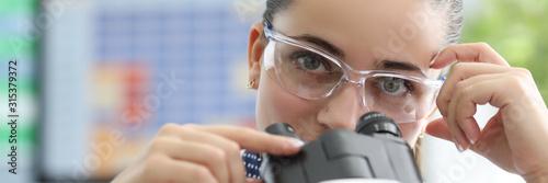 Foto  Special lab modern equipment